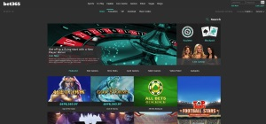 Bet365 Casino Review - Play Craps and Other Casino Games